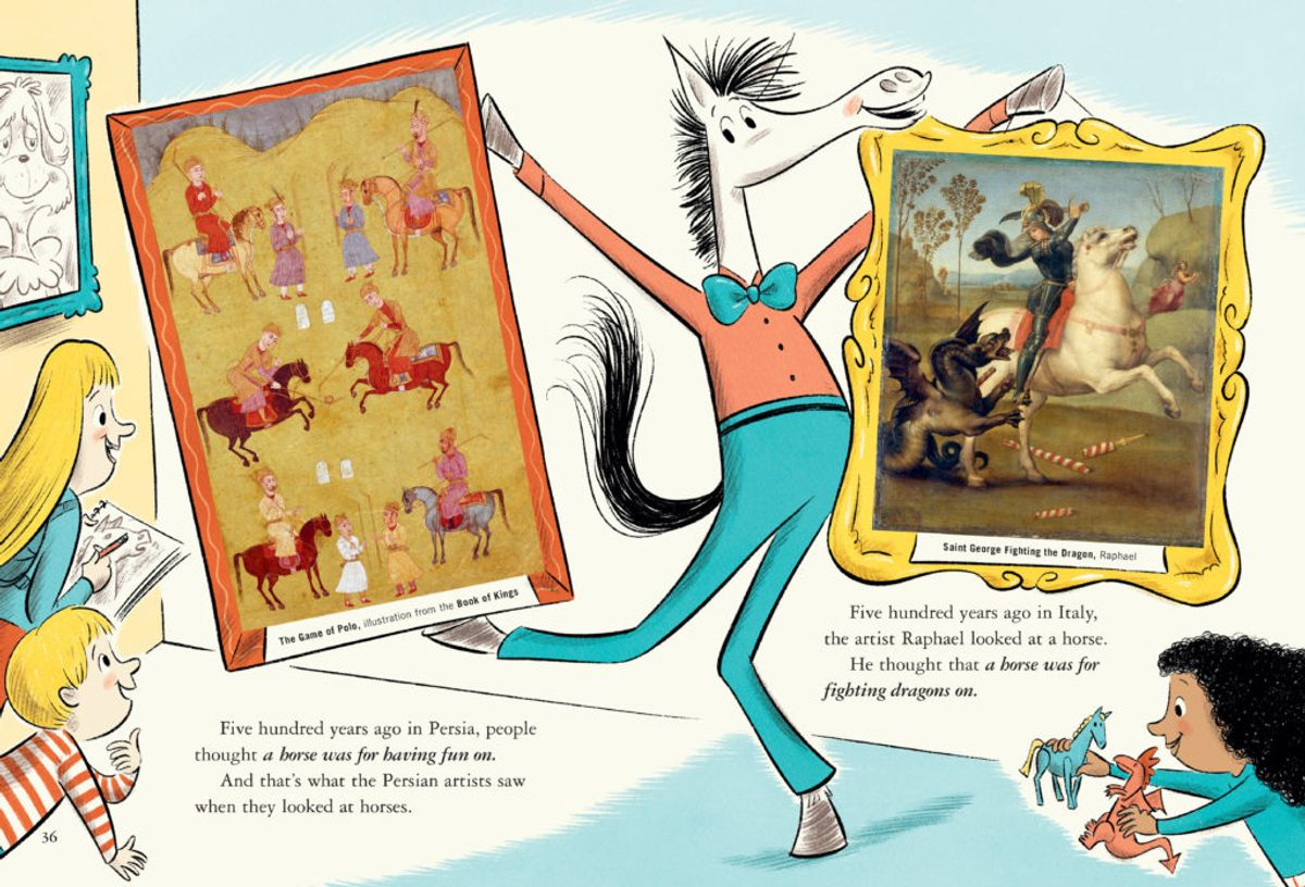 Dr. Seuss Dreamed Up a Guide to Art History That Was Never Published—Until Now