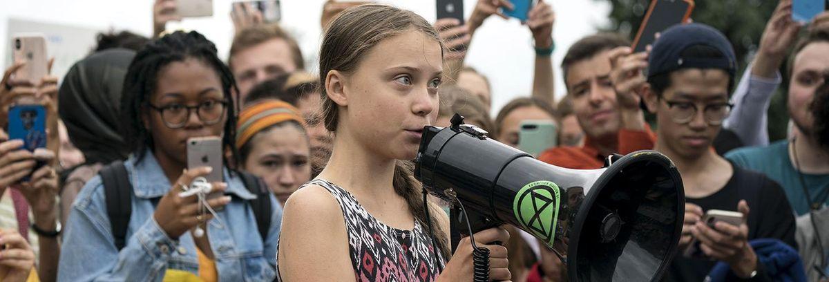 Why the Art World Must Back Greta Thunberg's Global Climate Strike