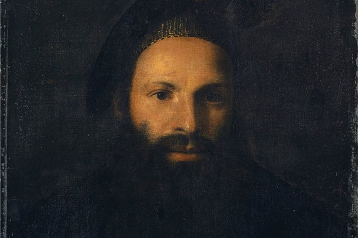 'An important work by Titian has been hiding in plain sight