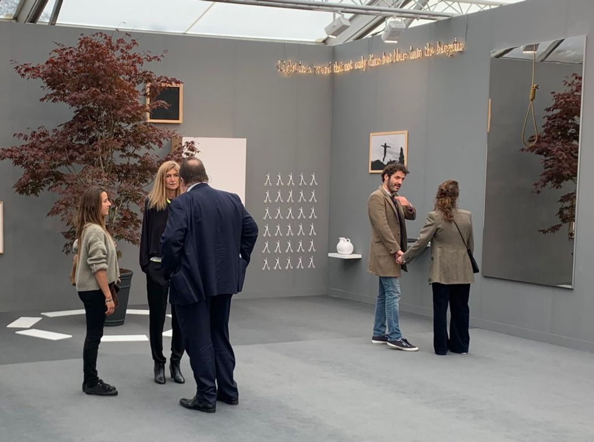 5 Outstanding Works at Frieze London, From a Gripping Painting by Thornton Dial to Some Unsettling Photos by Cindy Sherman