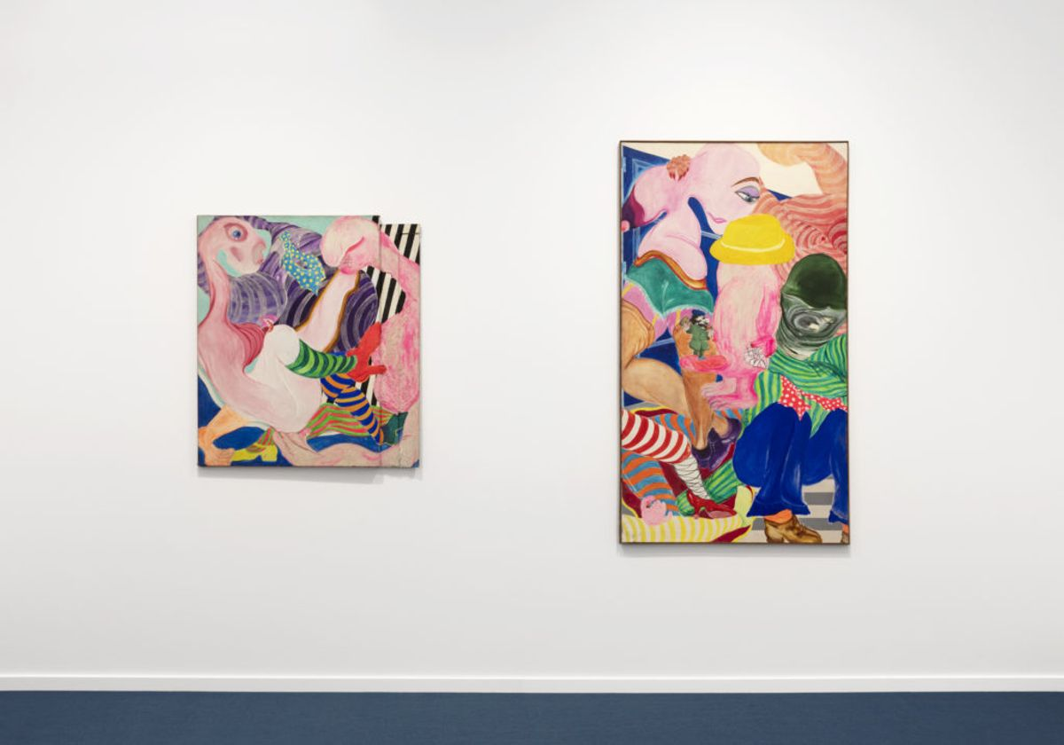 7 Impressive Emerging Artists to Watch From the Frieze Week Fairs in London