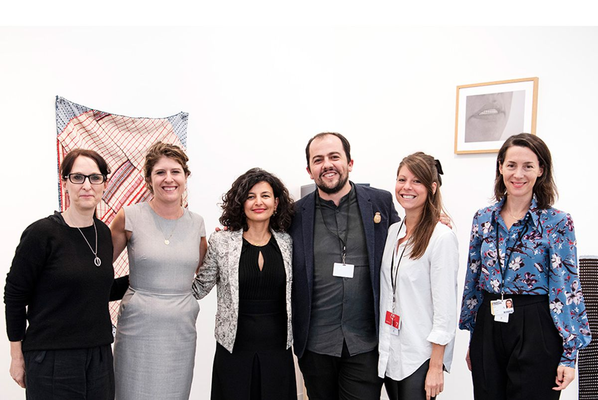 Frieze Focus Stand Prize awarded to Proyectos Ultravioleta