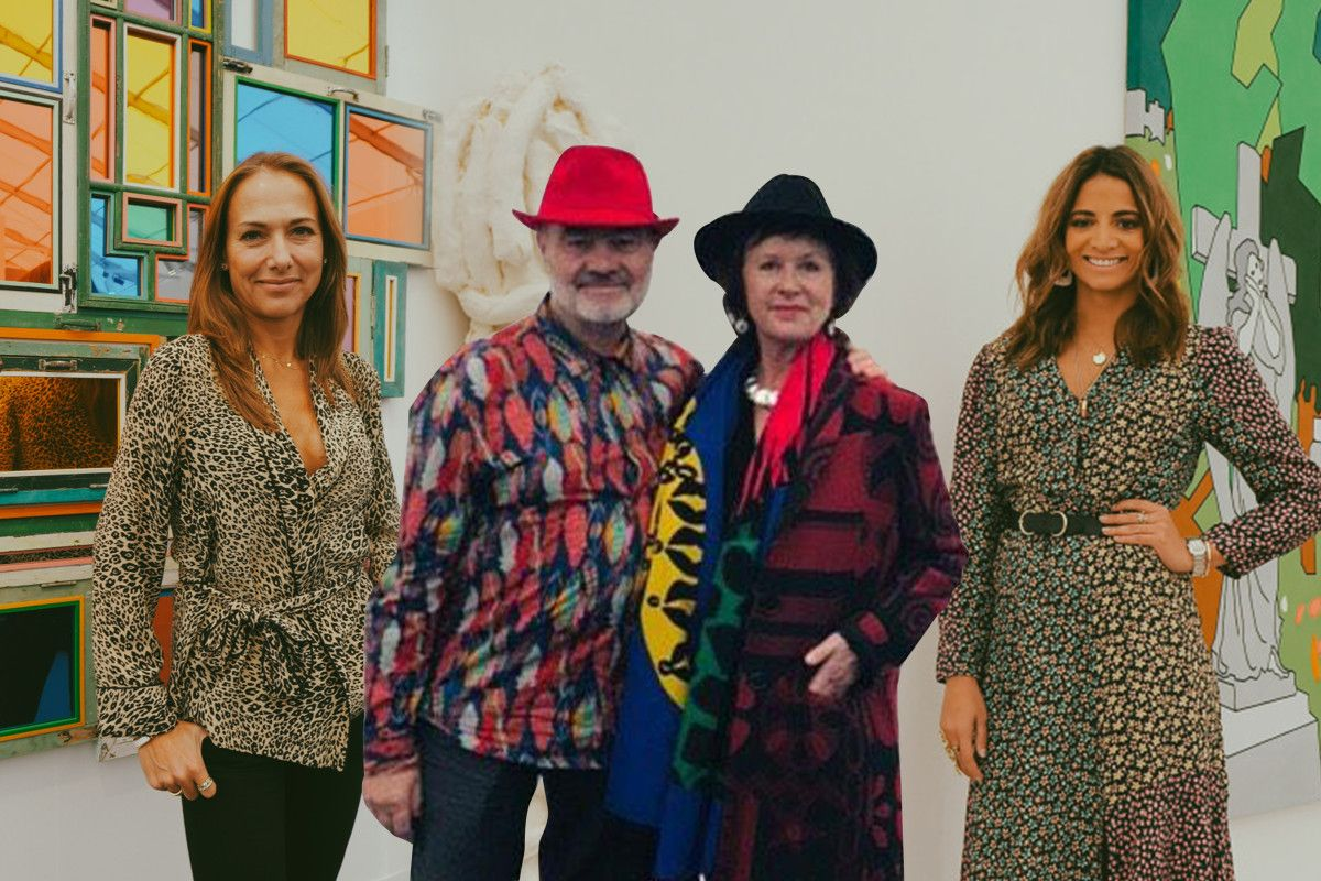The Best Dressed At Frieze Week