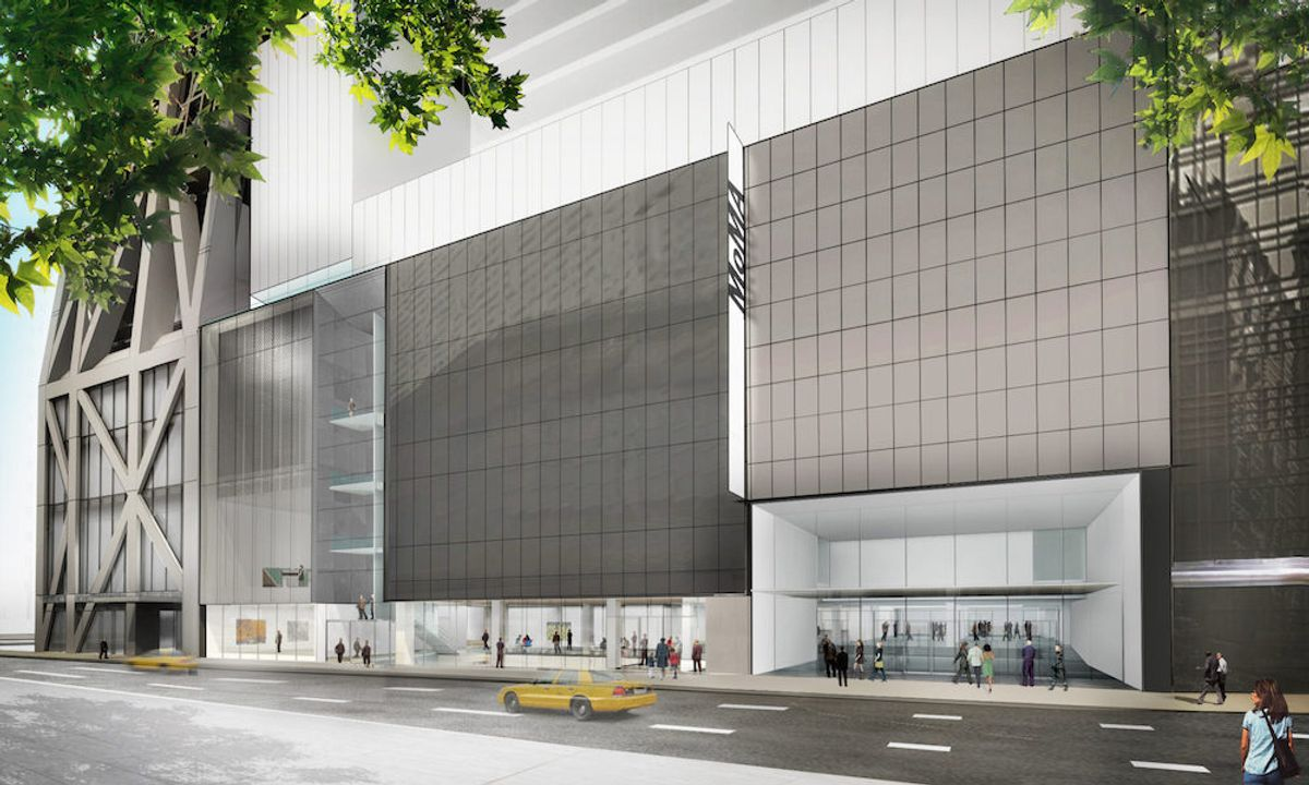 How New York's MoMA Raised More Than $400 Million for Its Expansion in Just Four Years