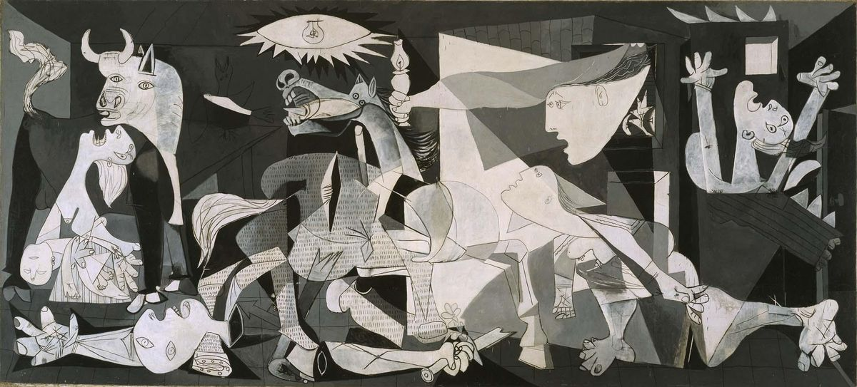 Stories of Iconic Artworks: Guernica