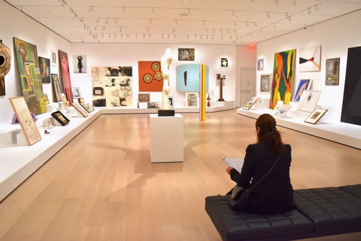 See Dozens of Photos From MoMA's New Galleries That Show How the Museum Is Rebooting the History of Modern Art