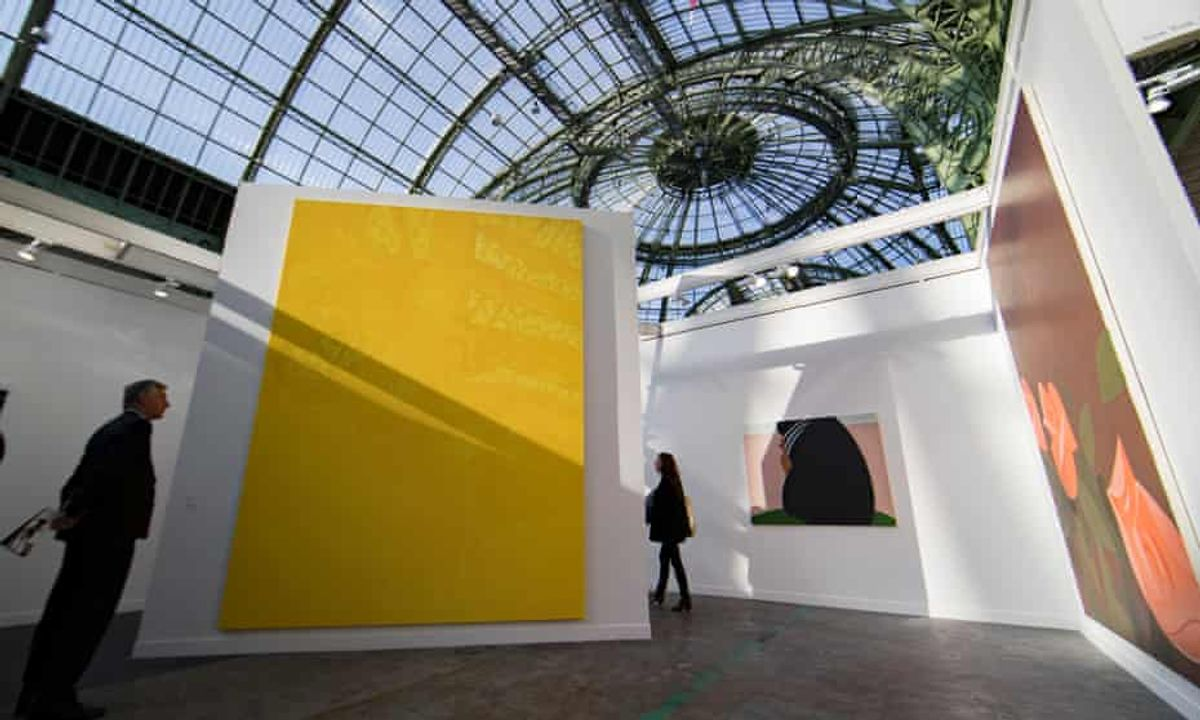 Paris art scene roars back to life … with a little help from Brexit