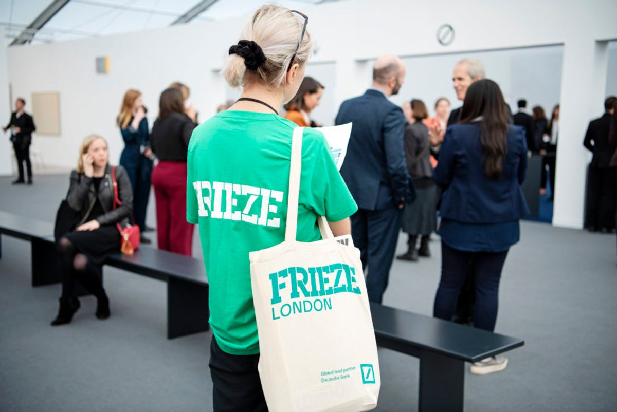 Frieze London 2019 Round-Up: Here's Everything We Published All In One Place
