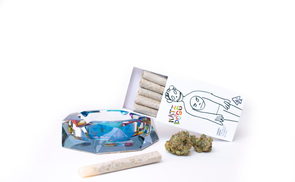 Richard Prince's Marijuana Brand Secures Distribution Deal with MedMen, the 'Apple Store' of Pot