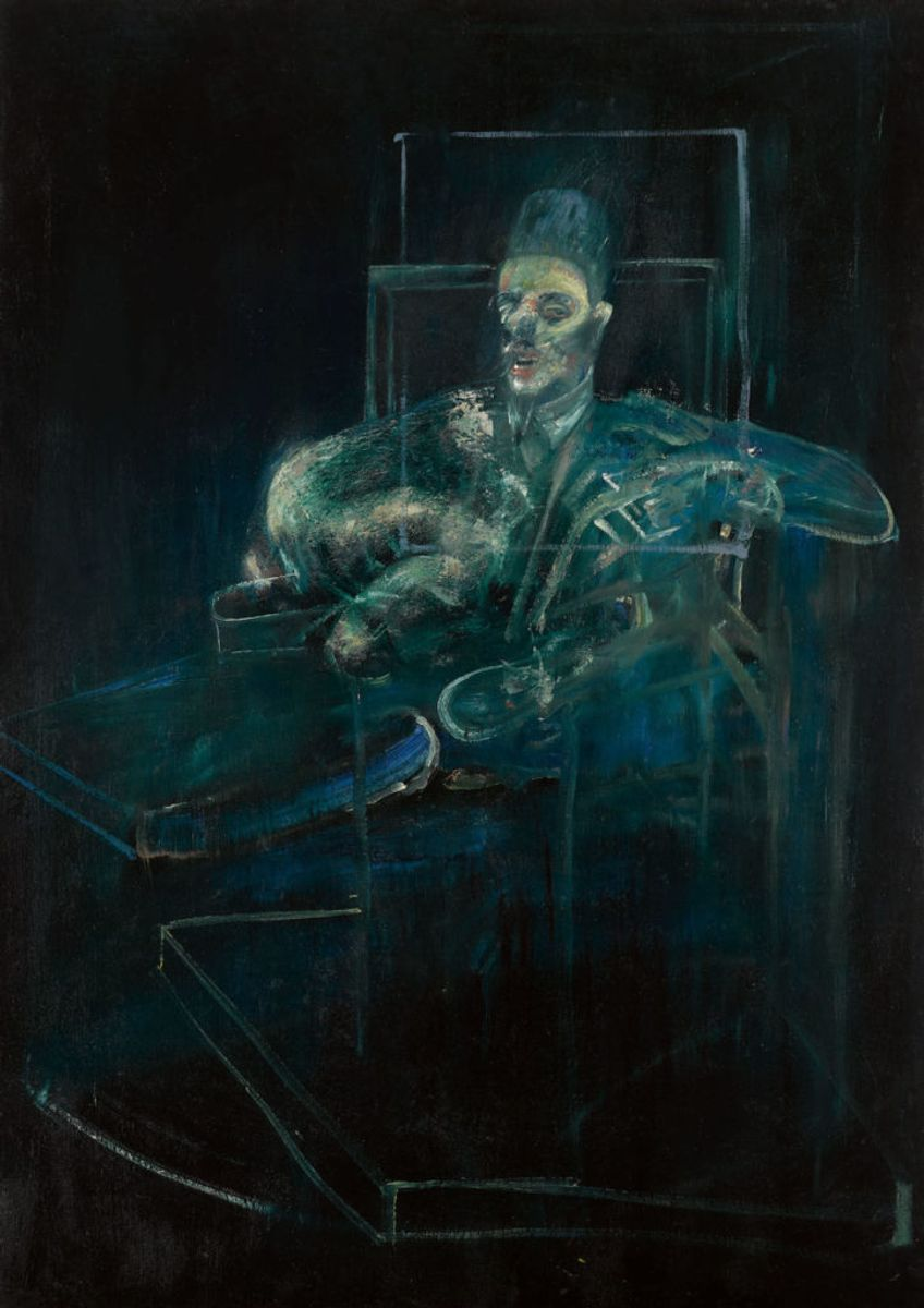 The Brooklyn Museum Is Selling This Rare Francis Bacon Pope Painting at Sotheby's to Raise Money for Other Acquisitions