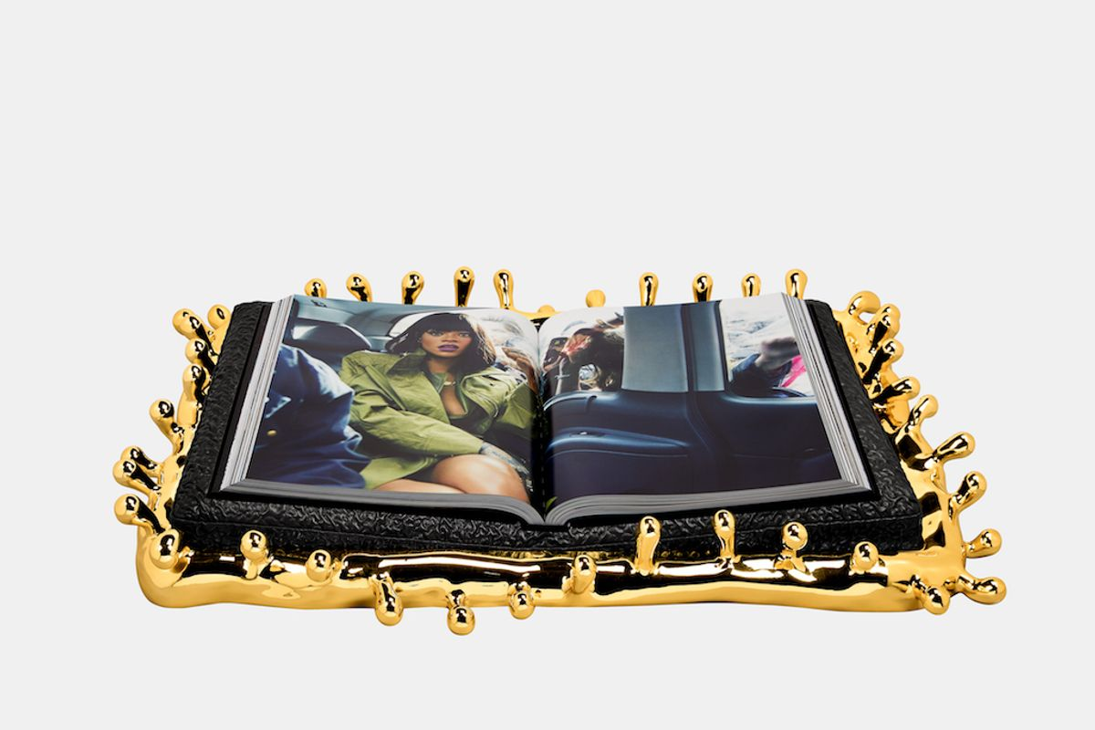 Rihanna and the Haas Brothers Joined Forces on Limited Editions of Her New Photography Book: Here Are the Results