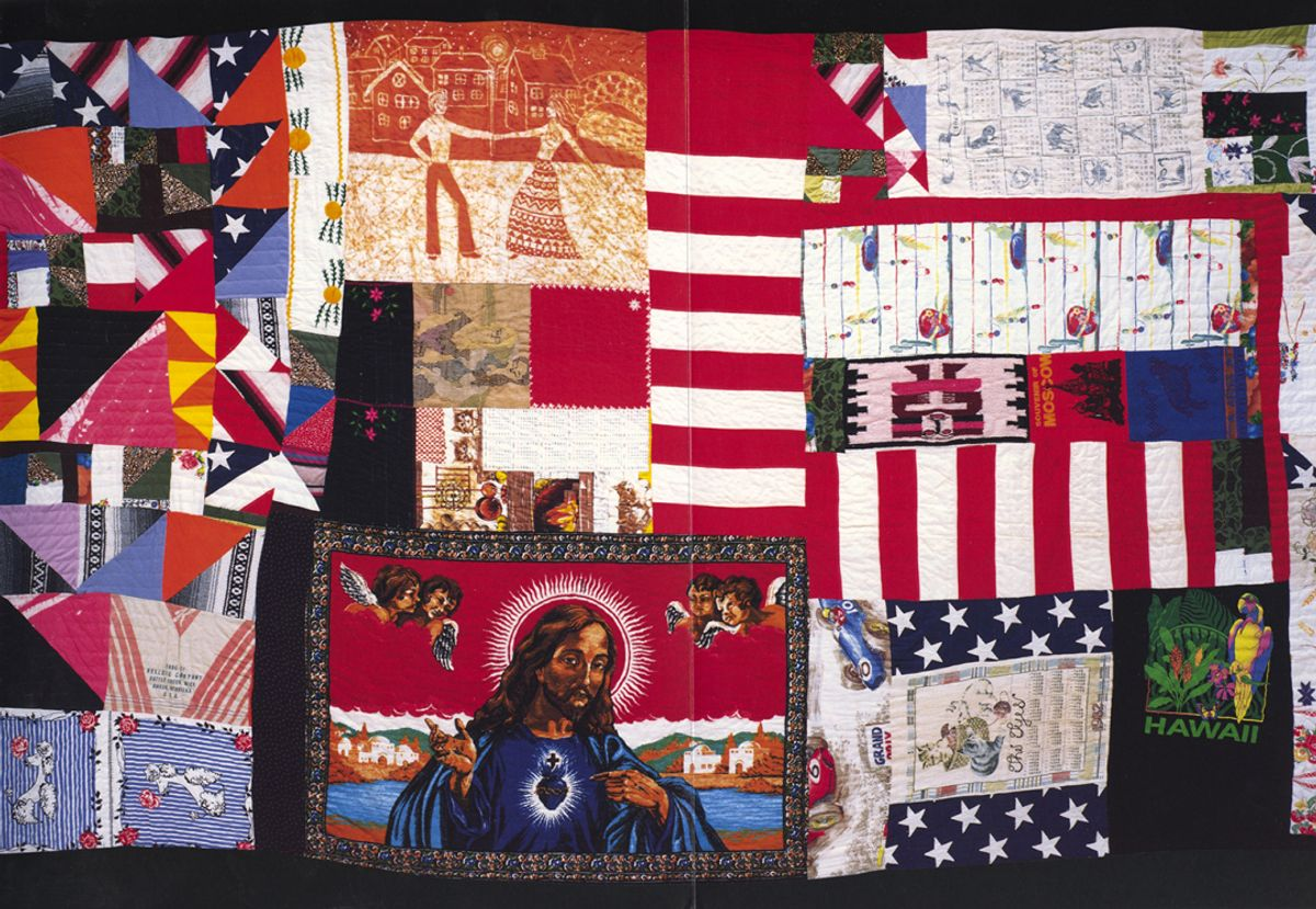 Largest Private Collection of African American Quilts Donated to a Berkeley Museum
