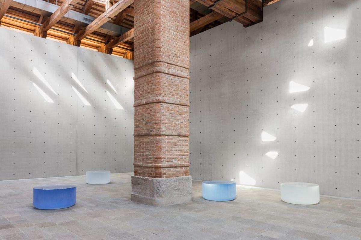 'La Pelle' and 'Luogo e Segni' – Pinault Collection