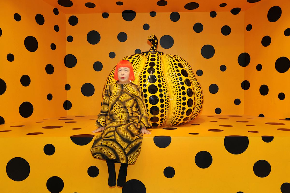 Yayoi Kusama Will Fill New York Botanical Garden with Infinity Room, 'Dancing Pumpkin,' and Much More