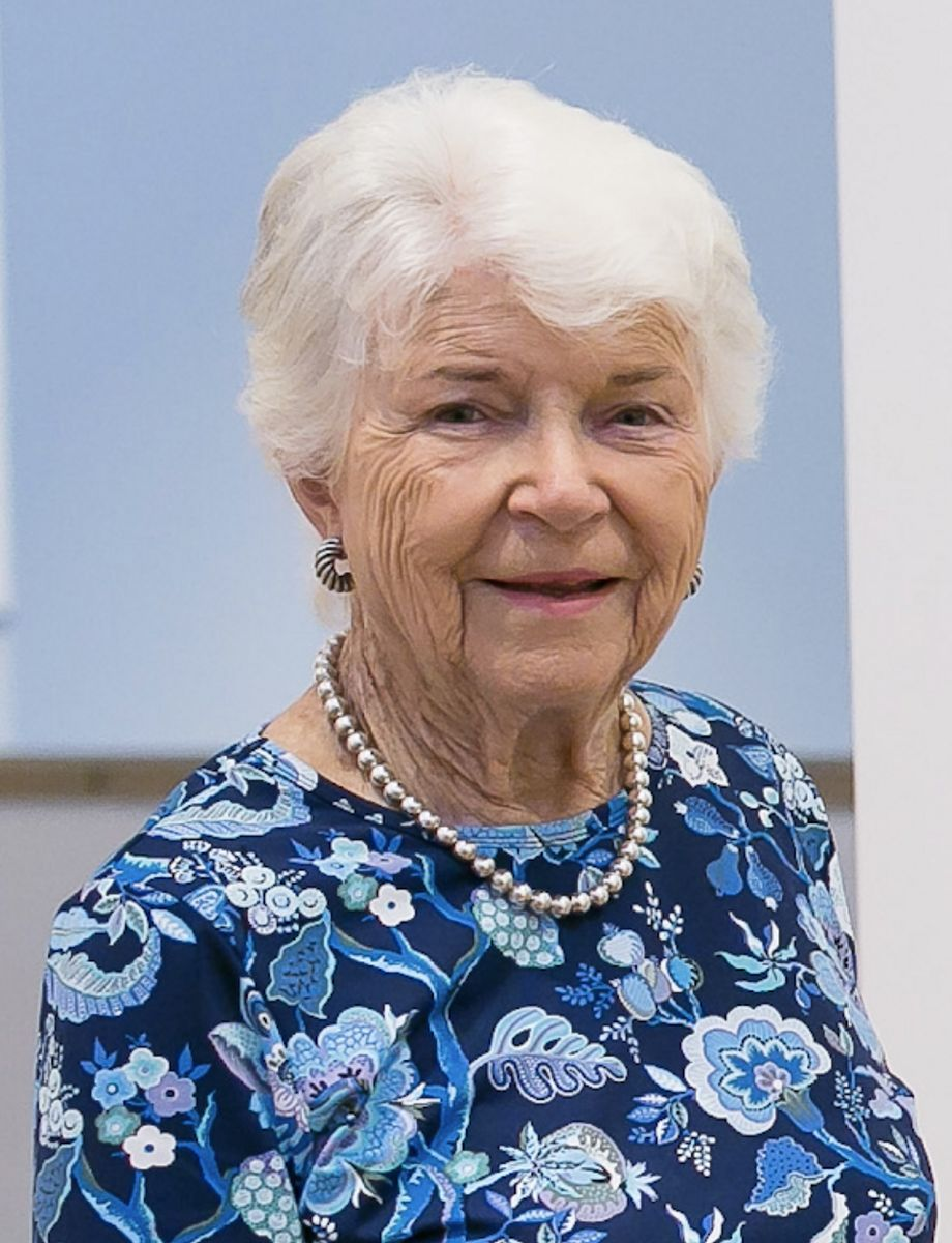 Mary Margaret 'Moo' Anderson, Bay Area Philanthropist Who Transformed Stanford University's Art Collection, Is Dead at 92