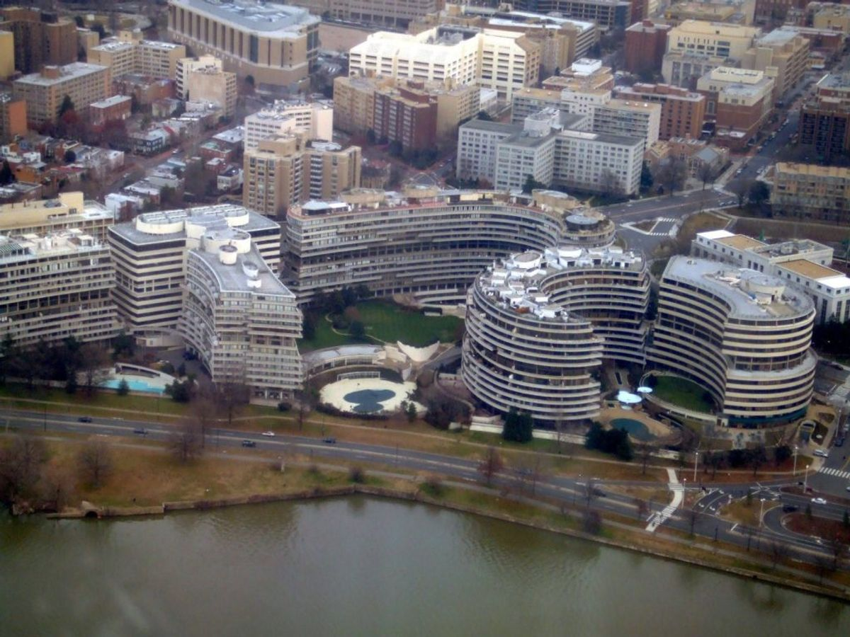 Just in Time for Trump's Impeachment, the Watergate Is Back in the Spotlight—as a Place to Show Contemporary Art