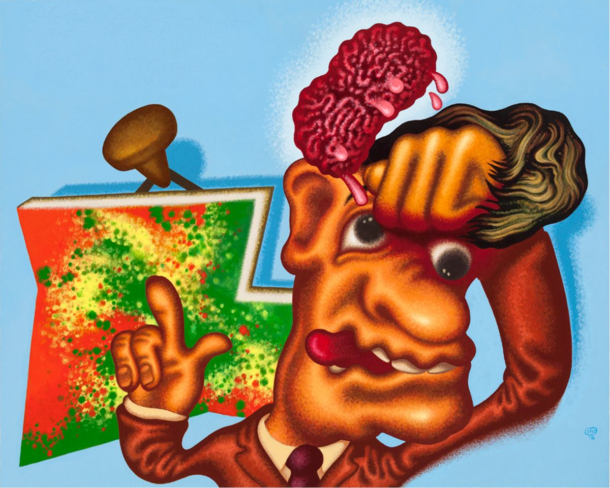 'There Was Great Purity in American Art. I Wanted to Insult It': Going Rogue With Peter Saul