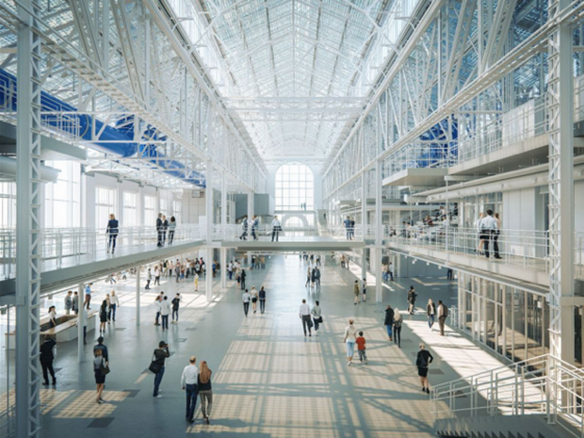 Russian billionaire's huge Moscow art hub—designed by Renzo Piano—will open in September 2020