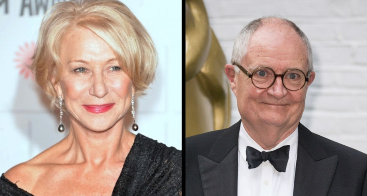 Helen Mirren and Jim Broadbent Will Star in an Upcoming Film About an Epic Real-Life Art Heist