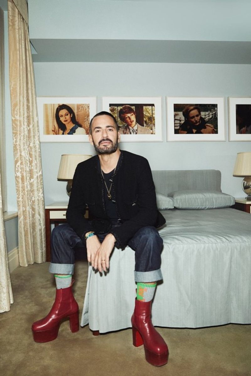 Fashion Designer Marc Jacobs Is Selling Off His Entire Art Collection, Including a $3 Million Ed Ruscha
