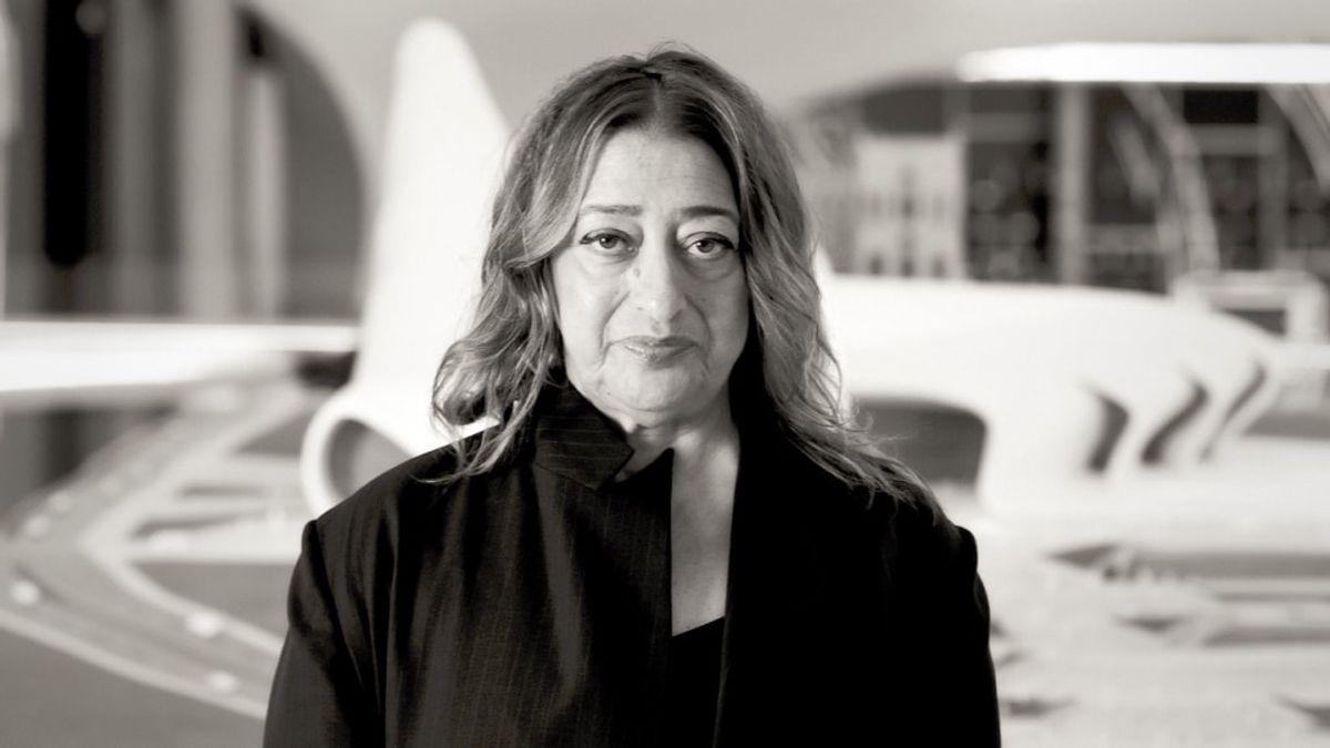 Female Iconoclasts: Zaha Hadid