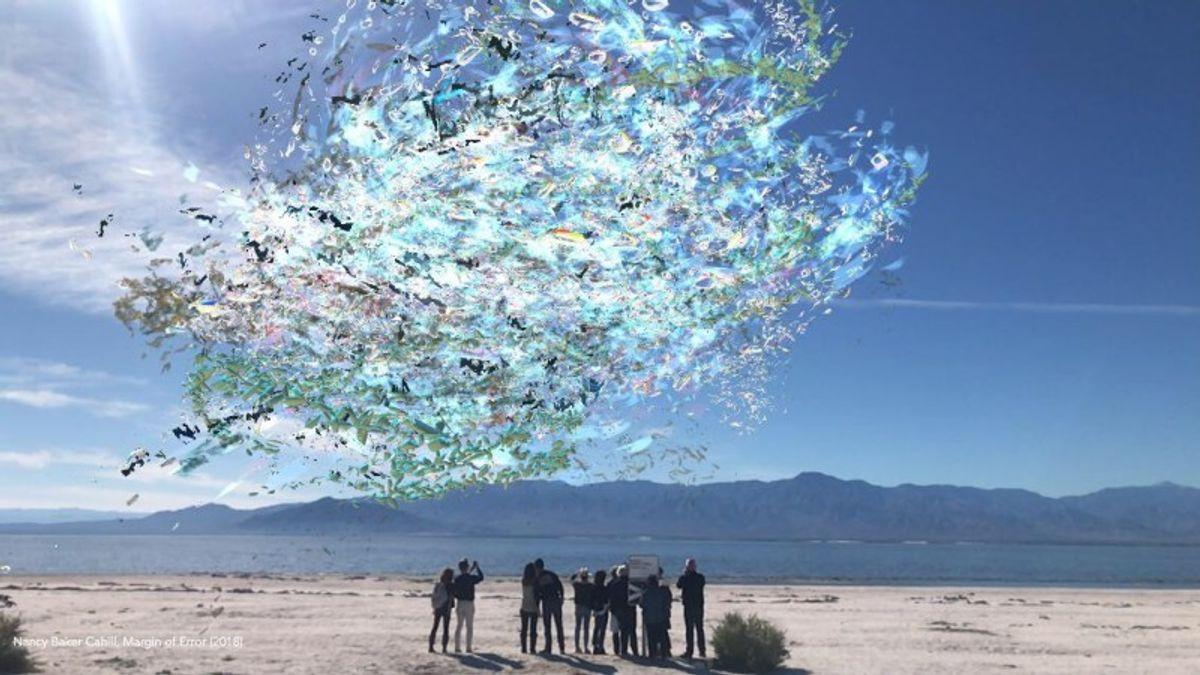 Six Supercool Artists Mixing Art And Tech