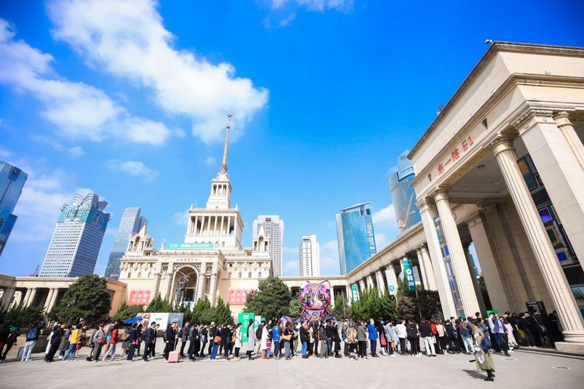 Slowdown, what slowdown? Shanghai launches biggest art week yet