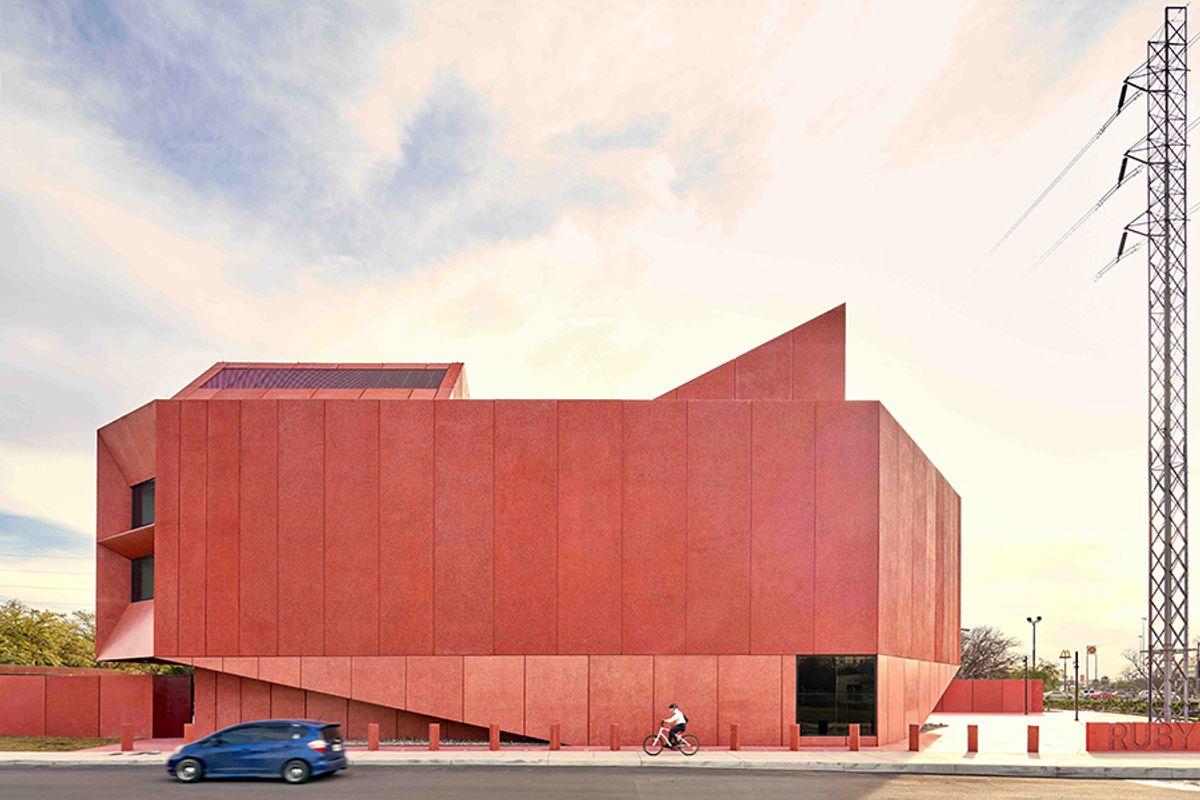 A New Museum Seeks to Make Texas a Centre of Contemporary Art