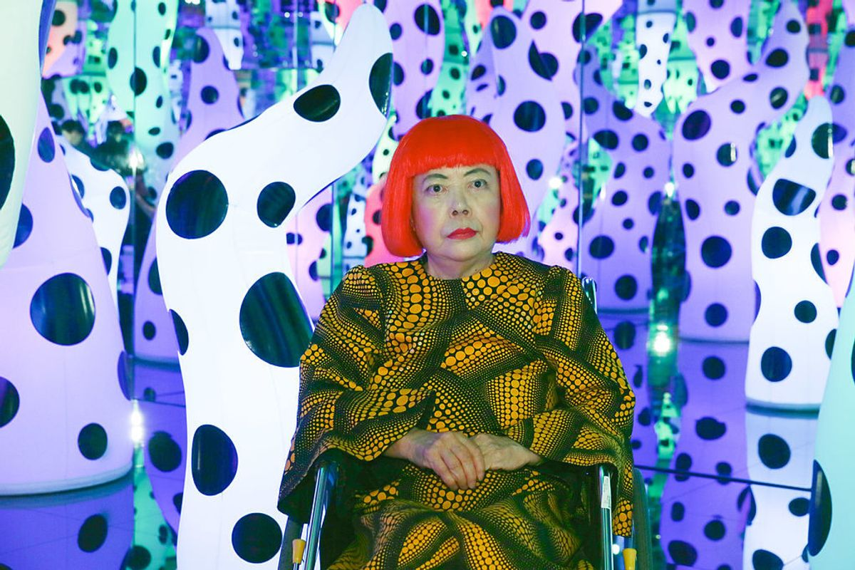 The Yayoi Kusama Craze Is Coming to Europe With a Splashy—But Nuanced—Three-Venue Retrospective