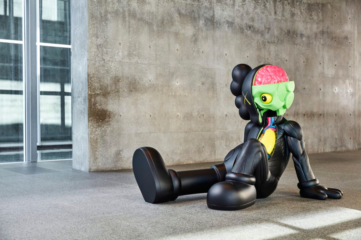 The Gray Market: Why KAWS Is More a Symbol of the Art Market's Past Than Its Future (and Other Insights)