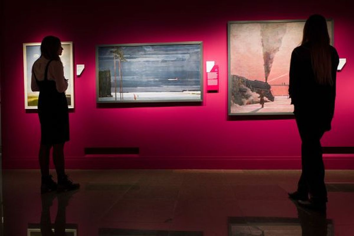 Art Owned by Fugitive Russian Banker Discovered Outside Moscow
