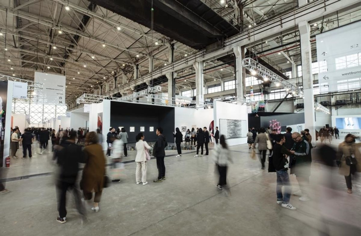 As the Market Becomes Wary of Hong Kong, the West Bund and ART021 Fairs Boost Shanghai's Status as an Art Hub