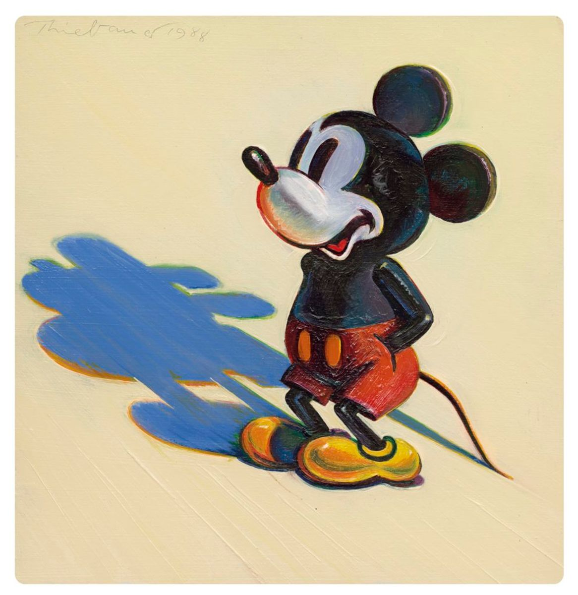 The Art Collection of Walt Disney's Daughter Could Bring in $14 Million at Christie's This Week