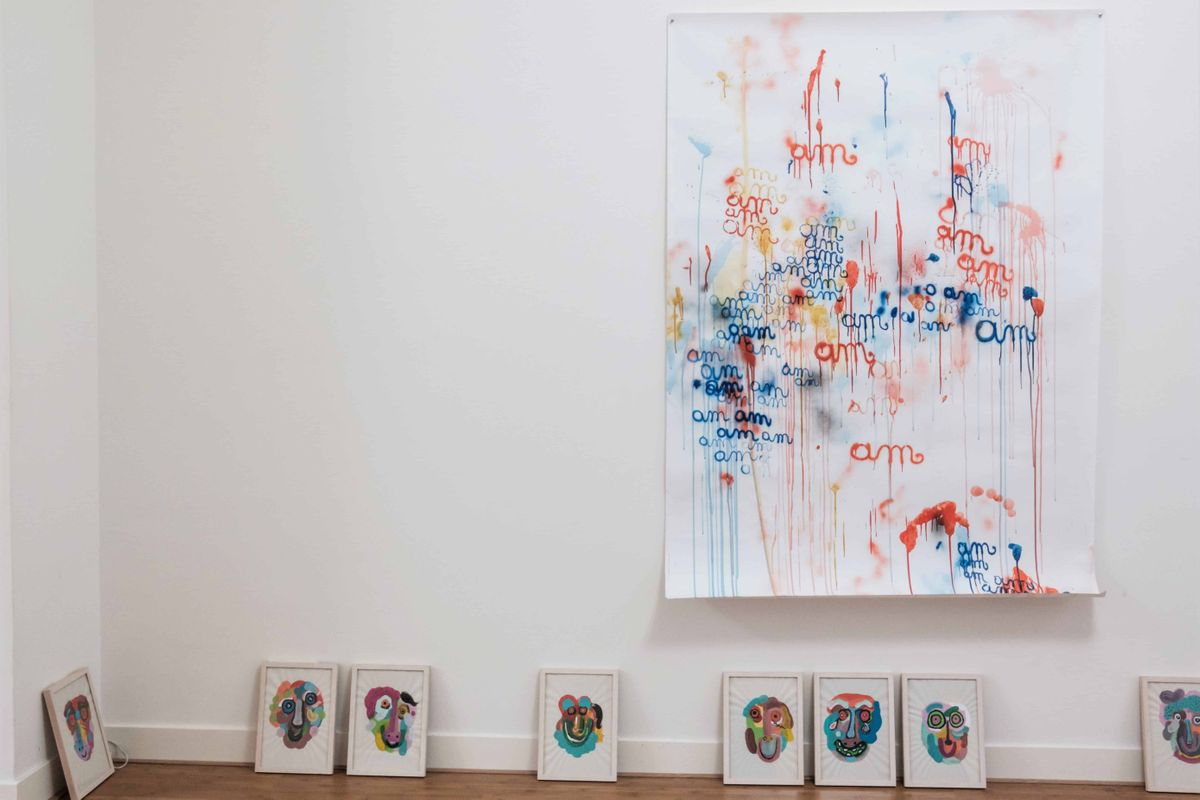Anne-Lise Coste: Meet the artist whose work is her rebellion