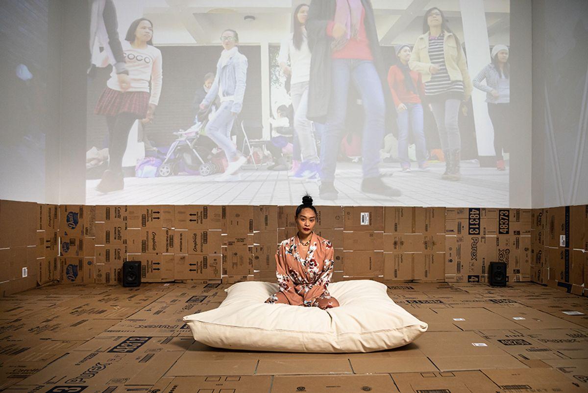 Stephanie Comilang wins 2019 Sobey Art Award