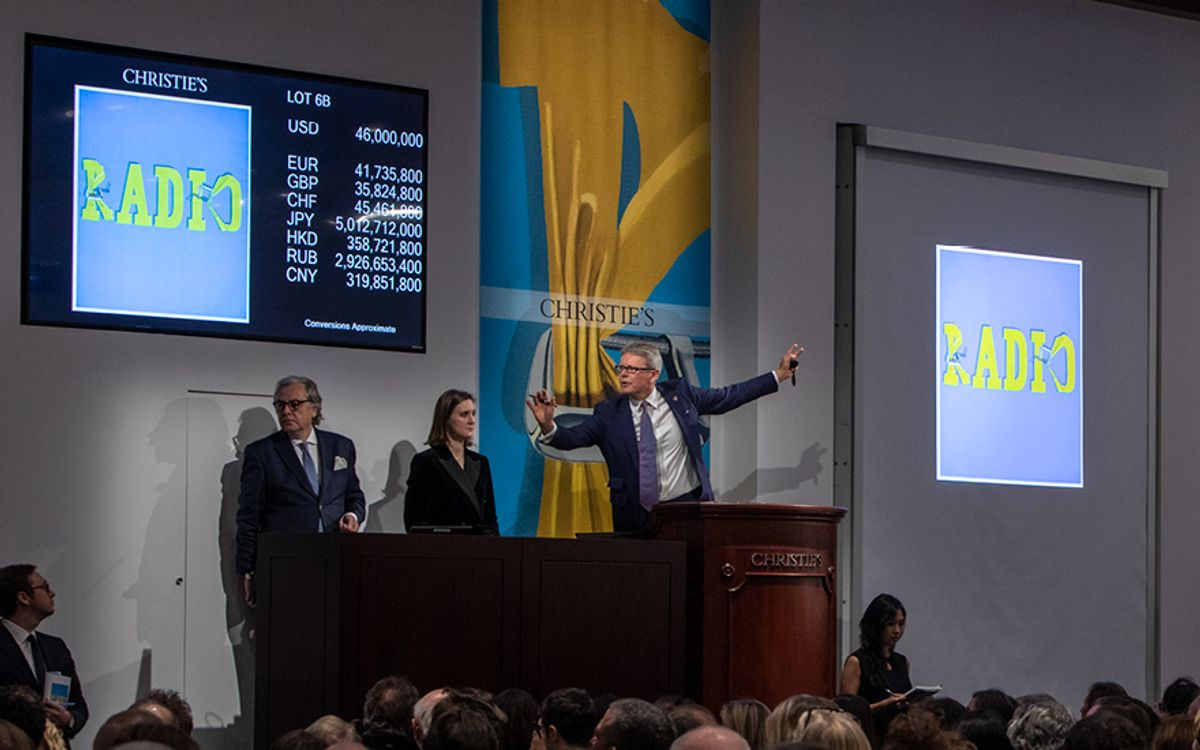 Who Won Auction Week? Here Are 13 Key Takeaways From New York's Head-Spinning $1.1 Billion Fall Art Sales