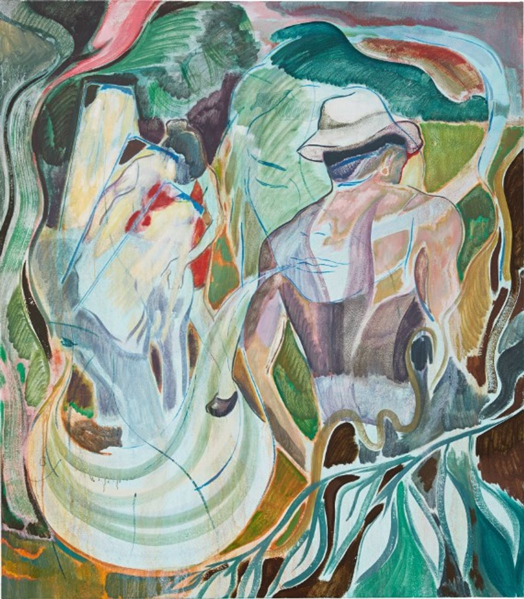 Auction Blotter: Michael Armitage's Big Debut, Tschabalala Self Sees 3,400 Percent Return, & Shara Hughes Goes Huge in New York's Day Sales