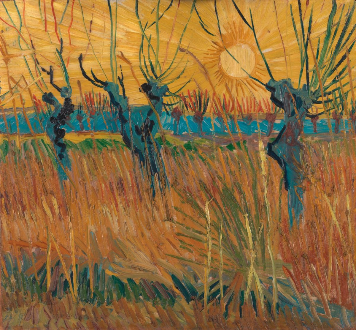 What Vincent van Gogh Meant to the German Avant Garde