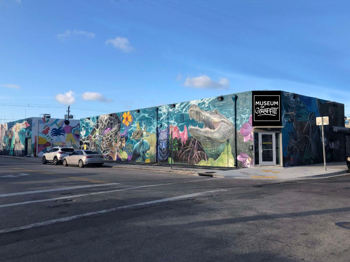 Miami's New Graffiti Museum Is Making the Case That the Outlaw Art Form Deserves a Respectable Home