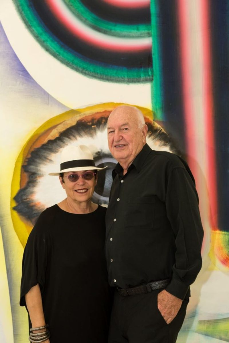 The Rubell Effect: How the Miami Couple Brought the Midas Touch to Generations of Young Artists