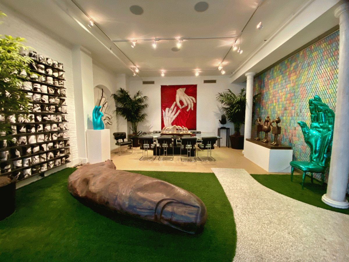 Hands Down, This 89-Year-Old Collector Has the Coolest Apartment in NYC