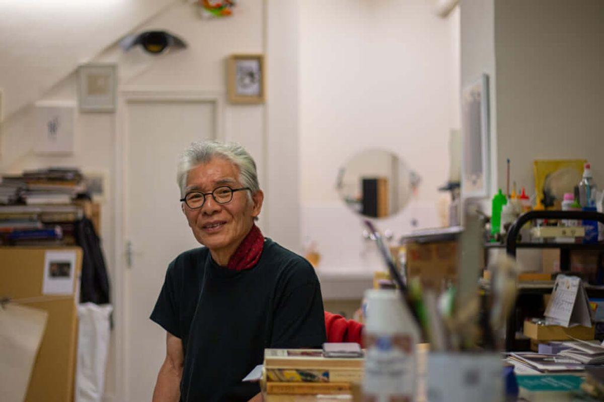Lost (and Found) Artist Series: Takesada Matsutani