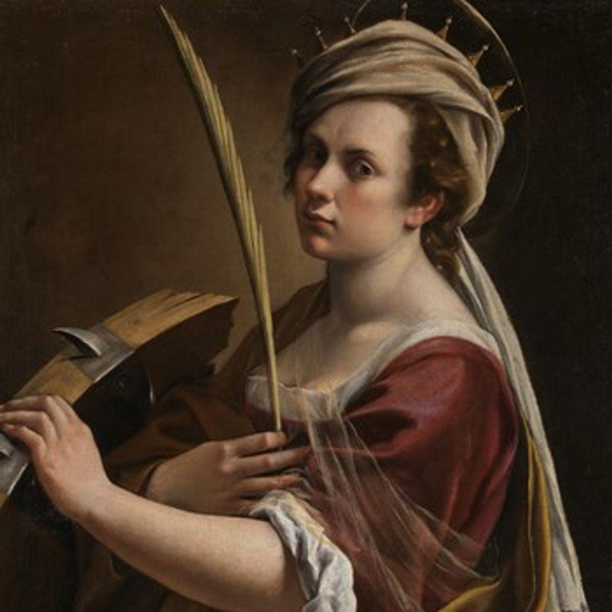 Female Iconoclasts – Artemisia Gentileschi