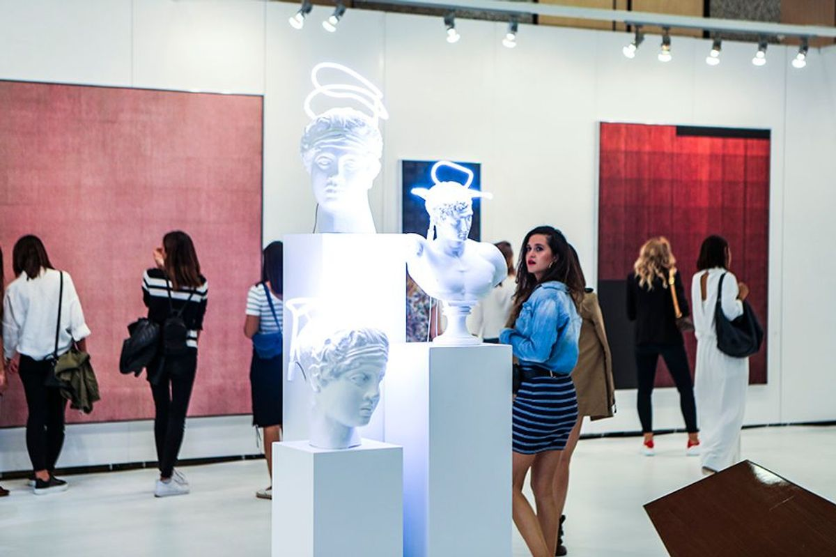 The Art Newspaper's comprehensive 2020 art fair guide