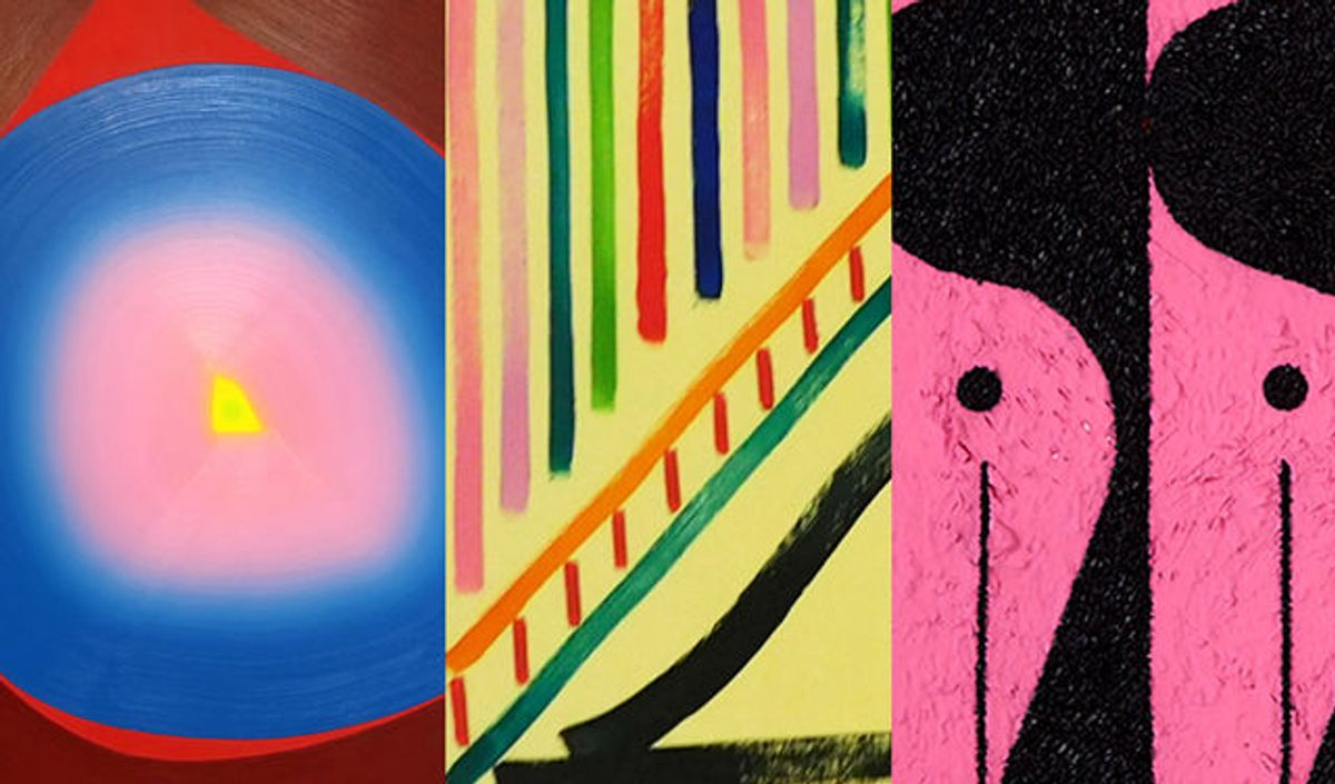 11 Emerging Artists Redefining Abstract Painting