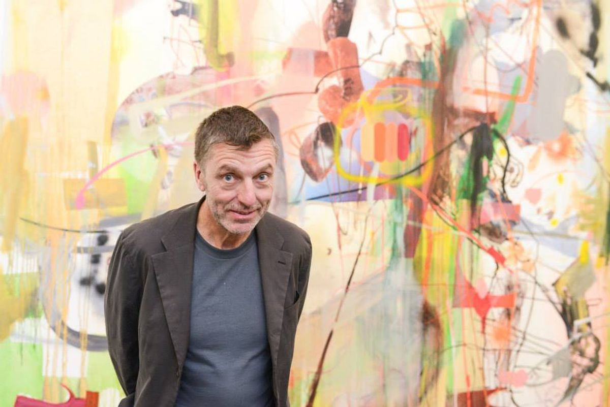 How Do You Build a Blue-Chip Market in 10 Years? The Trajectory of 'Bad Painter' Albert Oehlen Provides a Blueprint