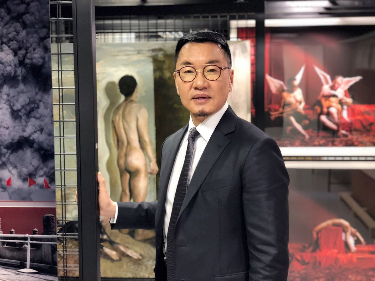 He Made the First LGBTQ-Themed Museum Exhibition in Asia