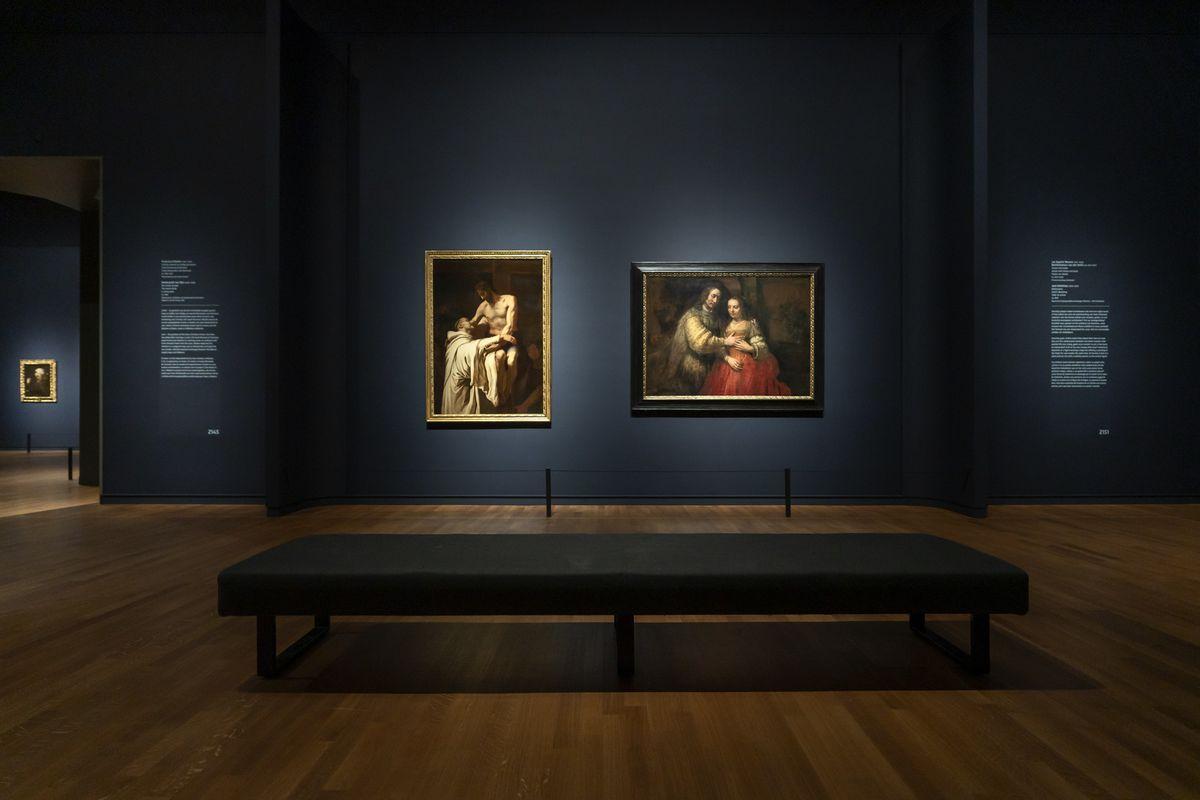 Rembrandt-Velázquez at the Rijksmuseum, Amsterdam