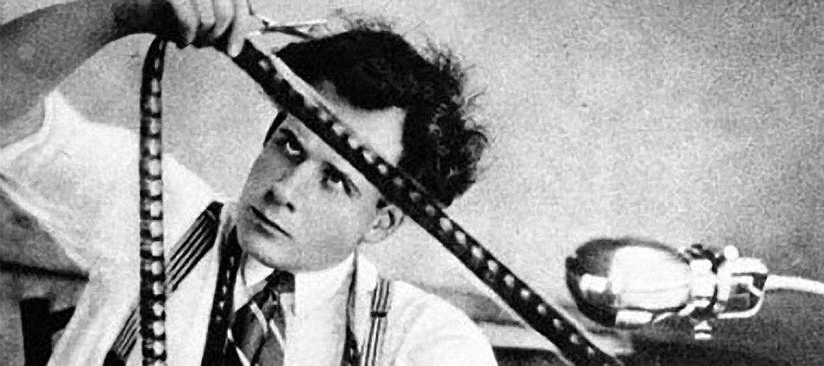 Sergei Eisenstein - Father of Montage