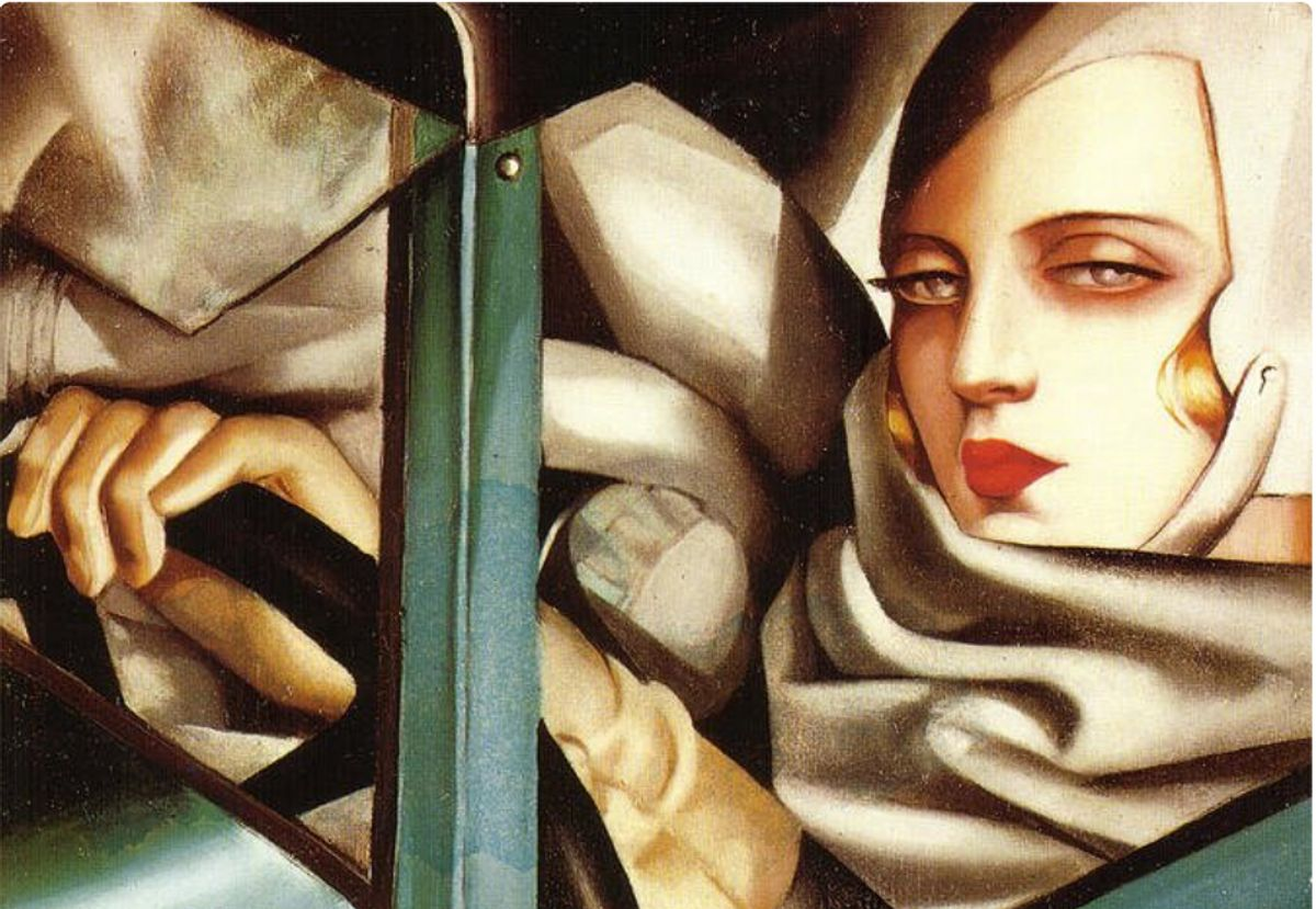 Female Iconoclasts: Tamara de Lempicka